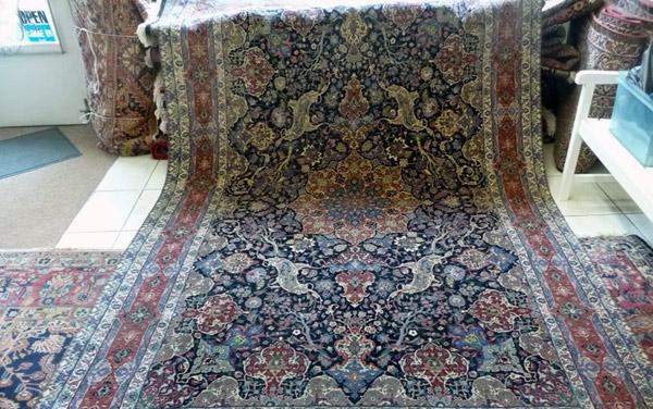 Orient- und Seidenteppiche